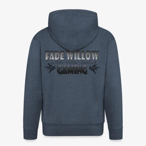 Fade Willow Gaming - Men's Premium Hooded Jacket