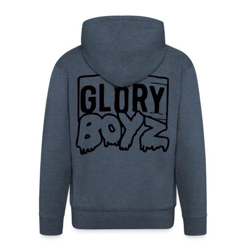GB 1color - Men's Premium Hooded Jacket