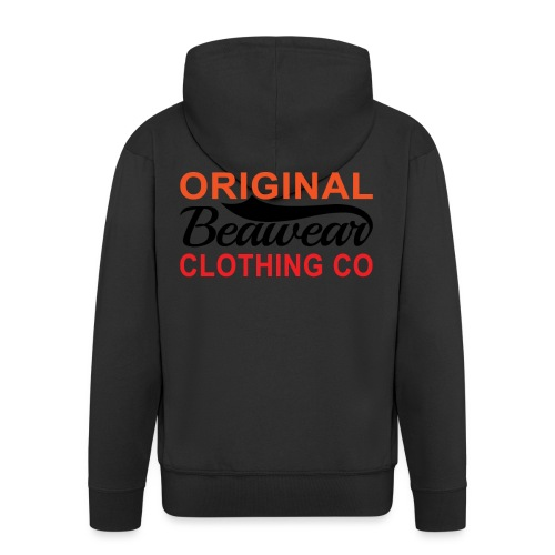 Original Beawear Clothing Co - Men's Premium Hooded Jacket