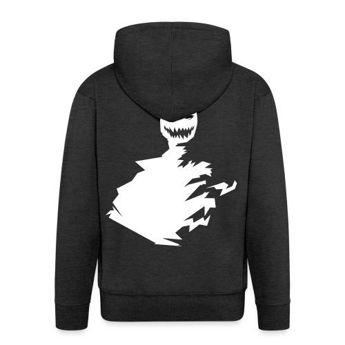 t shirt monster (black/schwarz) - Männer Premium Kapuzenjacke