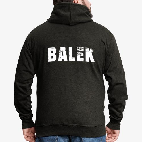 BALEK - Veste à capuche Premium Homme