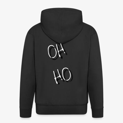 OH HO - Men's Premium Hooded Jacket