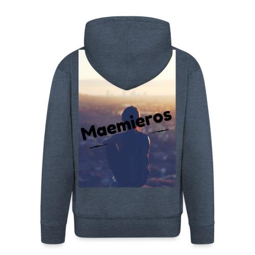 garciavlogs - Chaqueta con capucha premium hombre