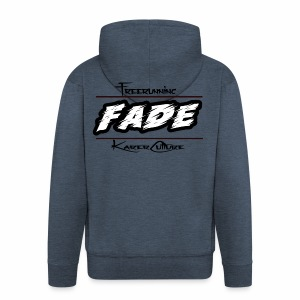 Fade KarerCulture Collection - Premium Hettejakke for menn