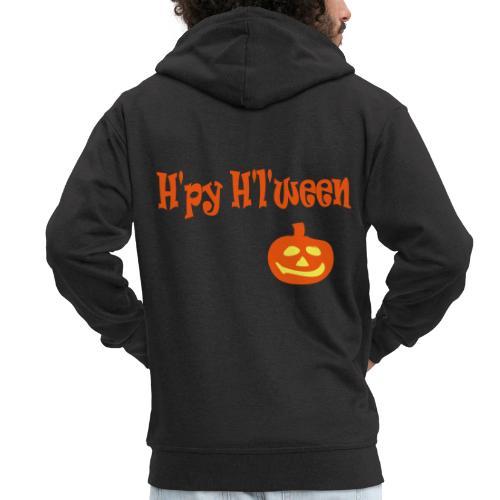 Happy Halloween - Männer Premium Kapuzenjacke