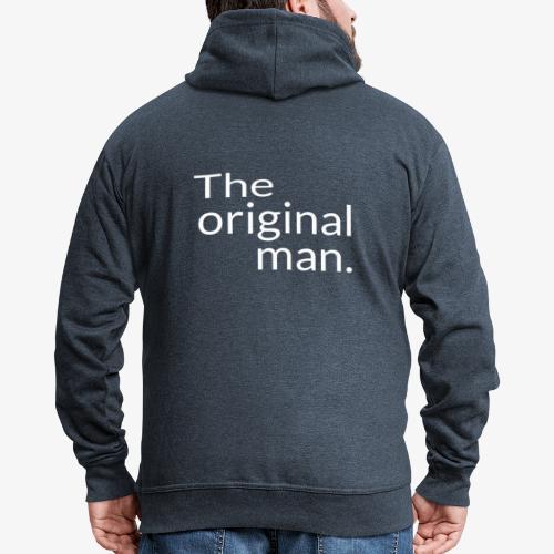 the original man - Veste à capuche Premium Homme