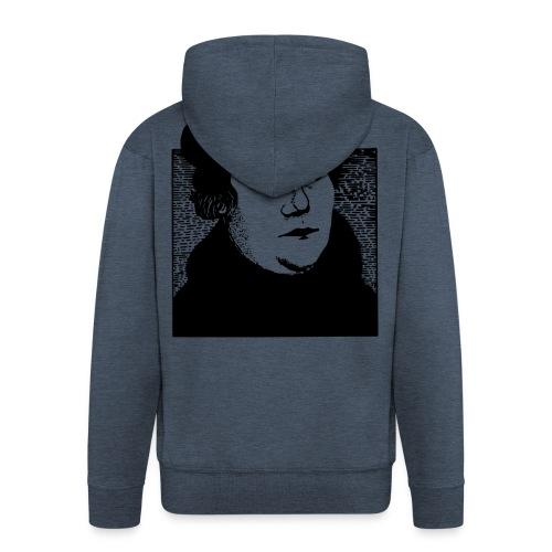 Plain Luther - Men's Premium Hooded Jacket