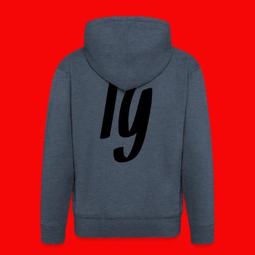 Iy - Men's Premium Hooded Jacket