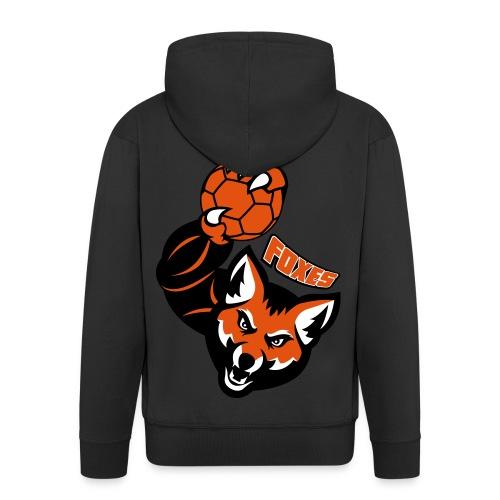 Foxes handball - Veste à capuche Premium Homme