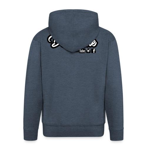 Dackstone - Männer Premium Kapuzenjacke