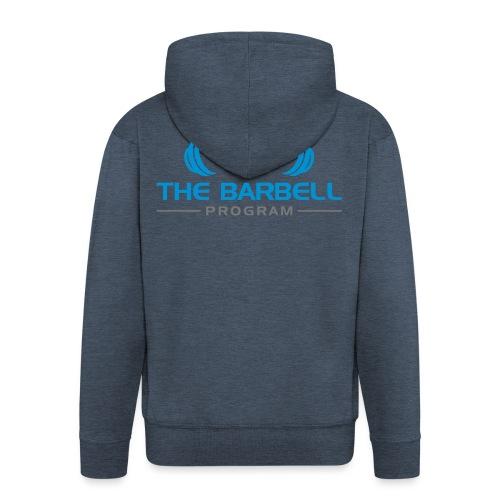 The Barbell Program - Männer Premium Kapuzenjacke