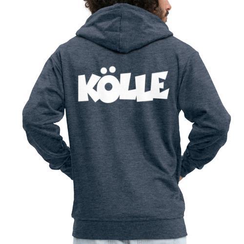 Köln Kölle für Kölnerinnen und Kölner - Männer Premium Kapuzenjacke