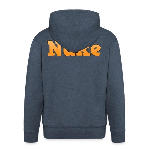 Nuke - Men's Premium Hooded Jacket