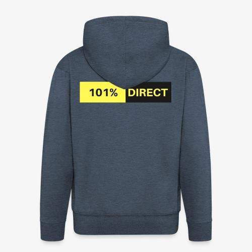 101%DIRECT - Veste à capuche Premium Homme