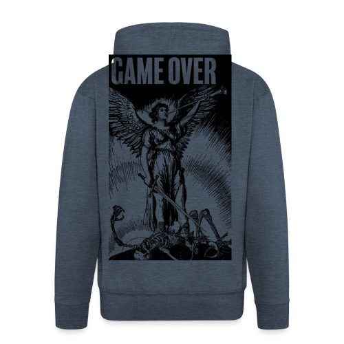 Game Over - Veste à capuche Premium Homme