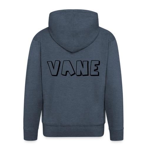 Vane - Clean'n'Simple - Männer Premium Kapuzenjacke
