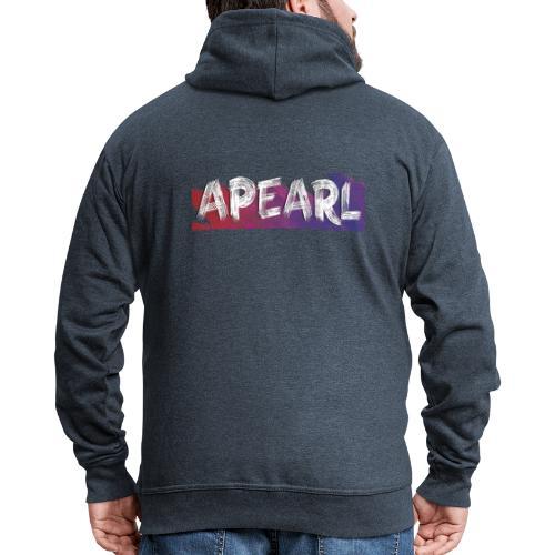 Colorful APearl - Veste à capuche Premium Homme