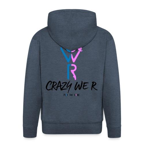Crazy We R - Play The Game - Veste à capuche Premium Homme
