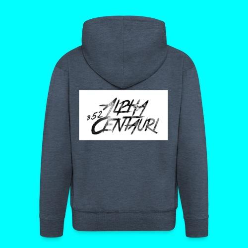 Alpha Centauri - Männer Premium Kapuzenjacke