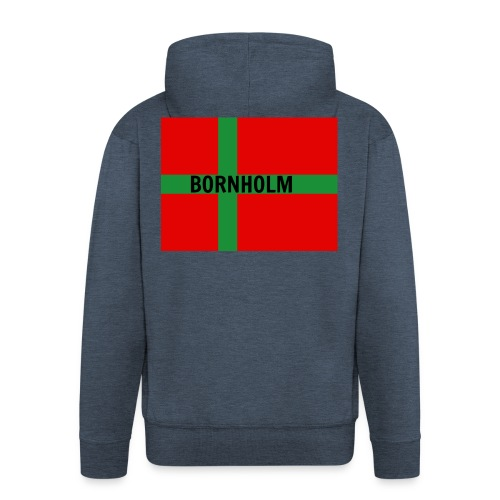 BORNHOLM - Herre premium hættejakke