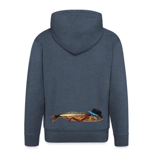 Get Fish Or Die Trying' 2 - Herre premium hættejakke