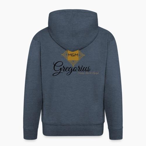M&M Gregorius - Männer Premium Kapuzenjacke