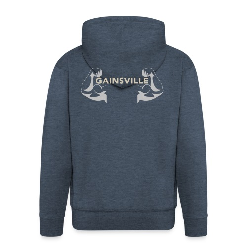 Gainsville Arms - Men's Premium Hooded Jacket