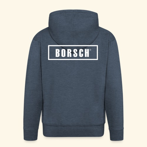 Borsch - Herre premium hættejakke