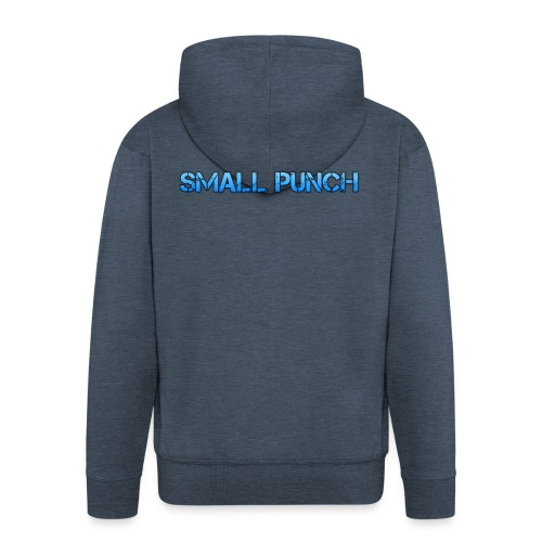 small punch merch - Men's Premium Hooded Jacket