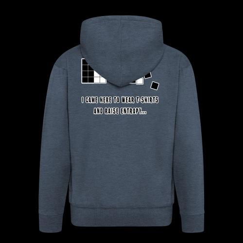 Entropy Shirt - Men's Premium Hooded Jacket