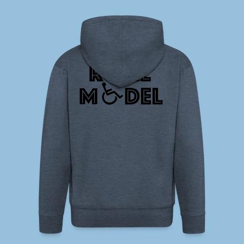 RollModel - Mannenjack Premium met capuchon