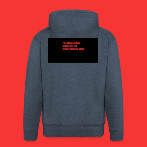 Mens - Men's Premium Hooded Jacket