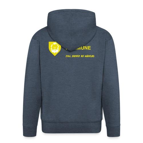 Losvik kommune - Premium Hettejakke for menn