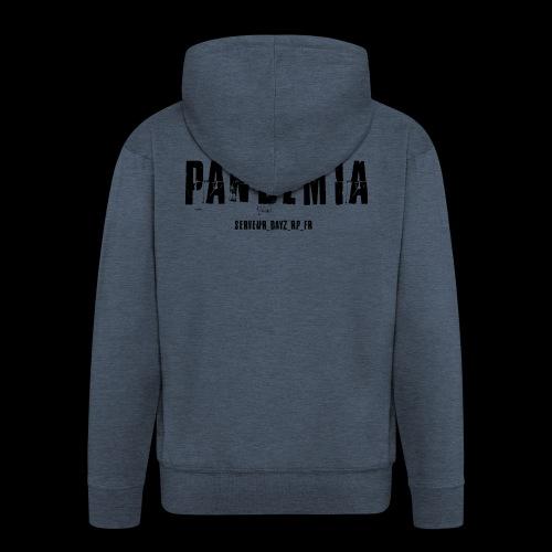 Pandemia - Veste à capuche Premium Homme