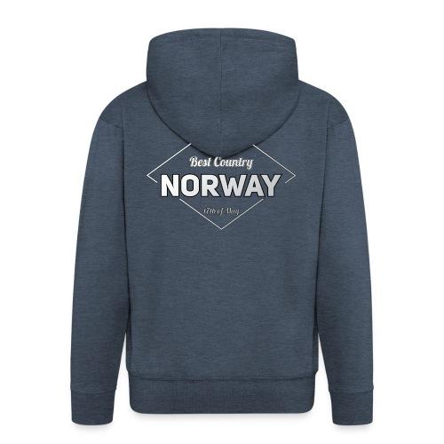 NORWAY - Men's Premium Hooded Jacket