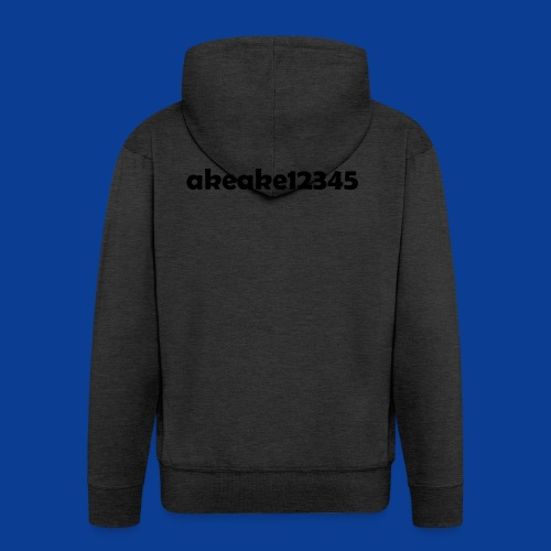 Shirts and stuff - Men's Premium Hooded Jacket