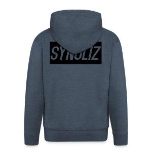 Synoliz Design - Mannenjack Premium met capuchon