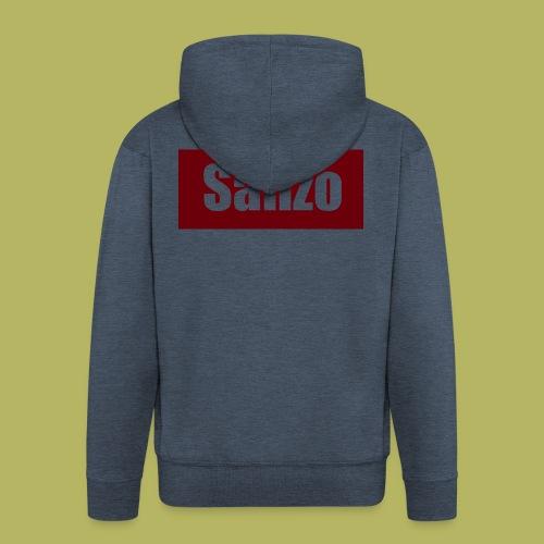 Sanzo - Mannenjack Premium met capuchon