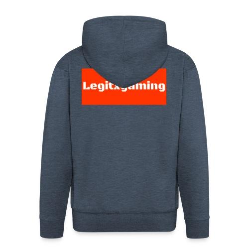 Legitxgaming - Men's Premium Hooded Jacket