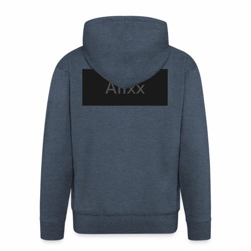 Merchandise von Afixx - Männer Premium Kapuzenjacke