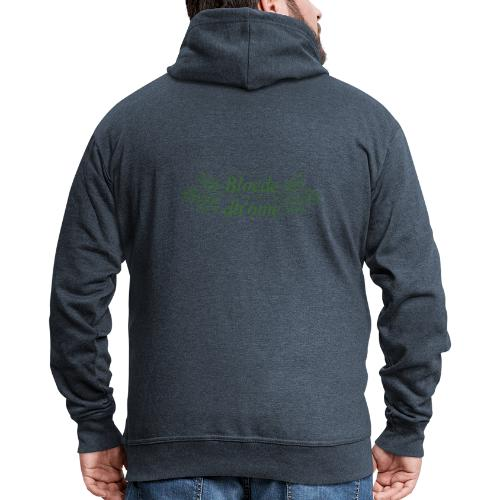 Bloede Dhoine - Men's Premium Hooded Jacket