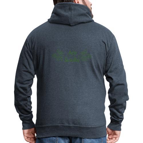 Aen Seidhe - Men's Premium Hooded Jacket