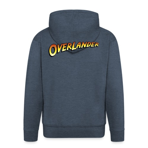 Overlander - Autonaut.com - Men's Premium Hooded Jacket