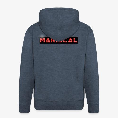 MARISCAL - Chaqueta con capucha premium hombre