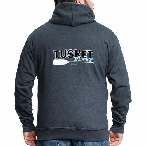Tusket River - Mannenjack Premium met capuchon
