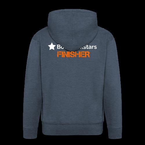 Bodyrockstars Finisher Man - Männer Premium Kapuzenjacke