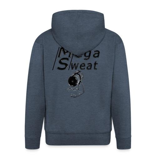 camisetas deportivas - Chaqueta con capucha premium hombre