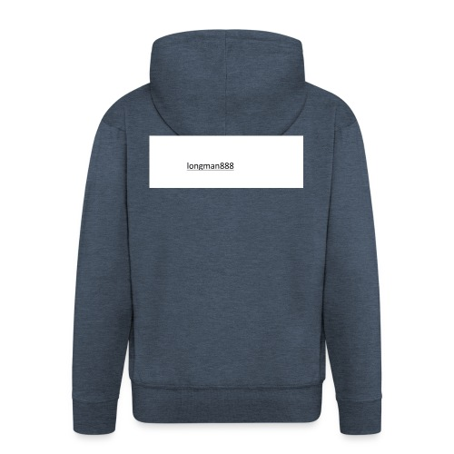 Unbenannt - Männer Premium Kapuzenjacke