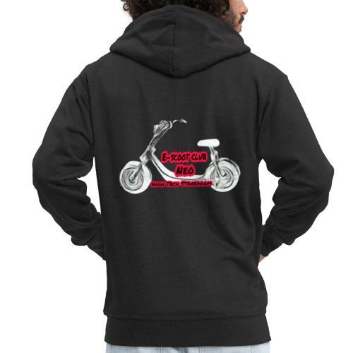 Neorider Scooter Club - Veste à capuche Premium Homme