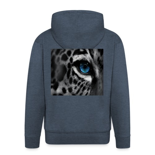 Animal Eye - Veste à capuche Premium Homme